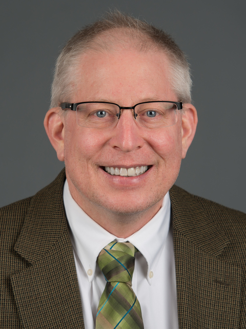 Eric Jamelske, professor of economics