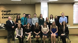 2017 Beta Gamma Sigma initiation