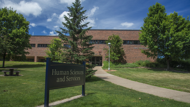 Human Sciences and Services building
