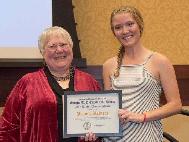 Joanne Reiners and Cathy Berry_Award