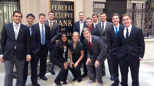 FMA at Chicago Fed