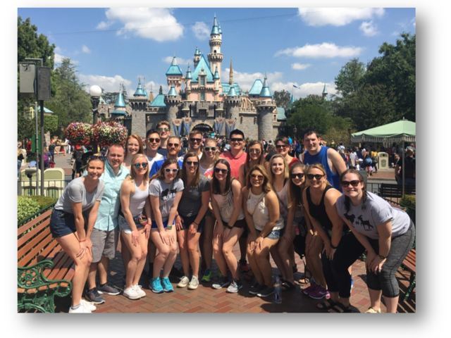DECA at Disney