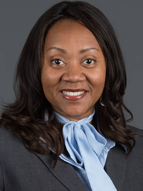 Dr. Tamara Johnson, vice chancellor for equity, diversity & inclusion and student affairs