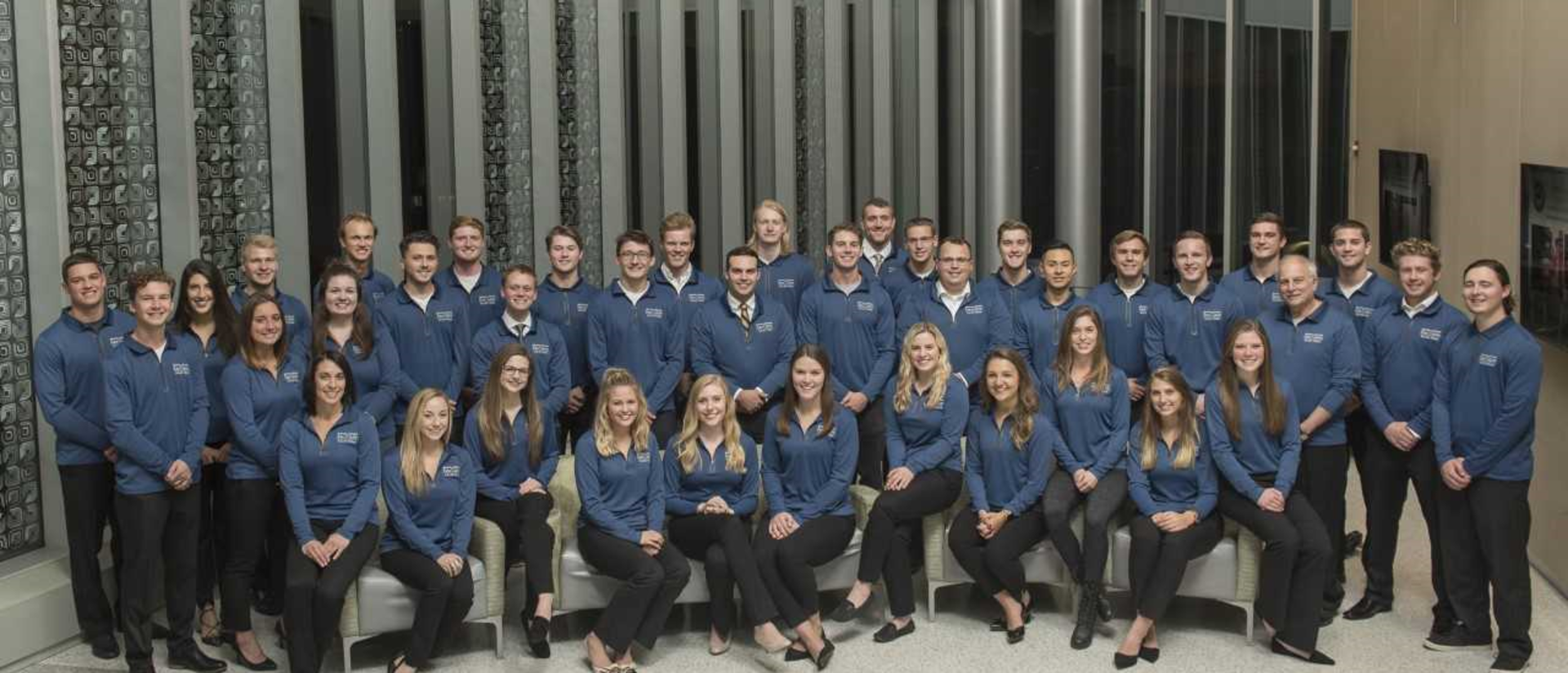 2017-18 Blugold Sales Team