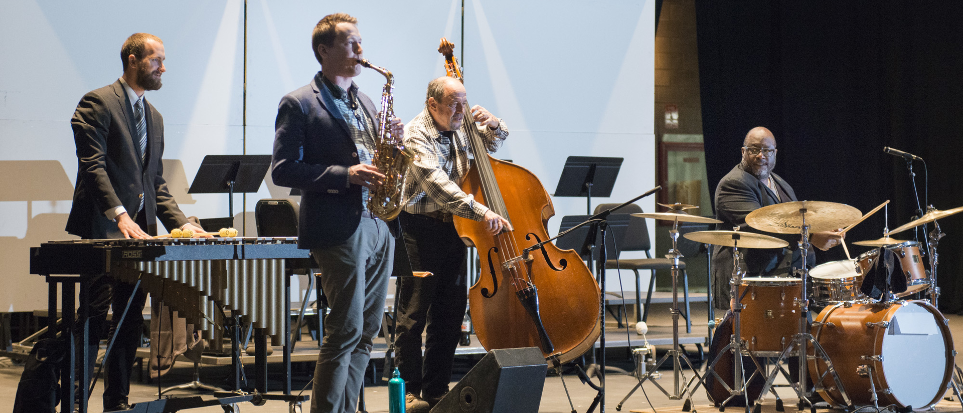 Carl Allen and the Jazz Festival