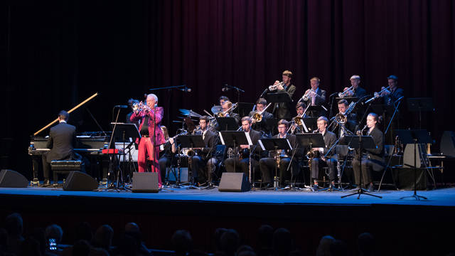 Doc Severinson and Jazz Festival