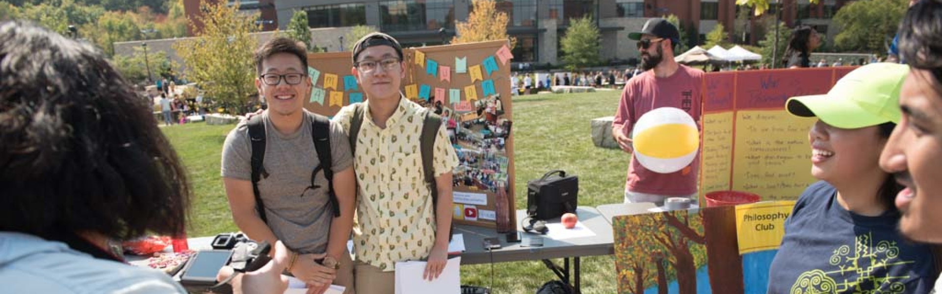 Student groups seek new members at BOB's Fest 2017
