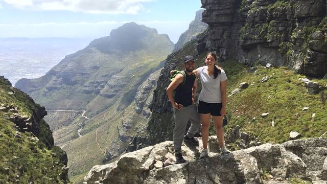 2015 Social work students abroad in Peru