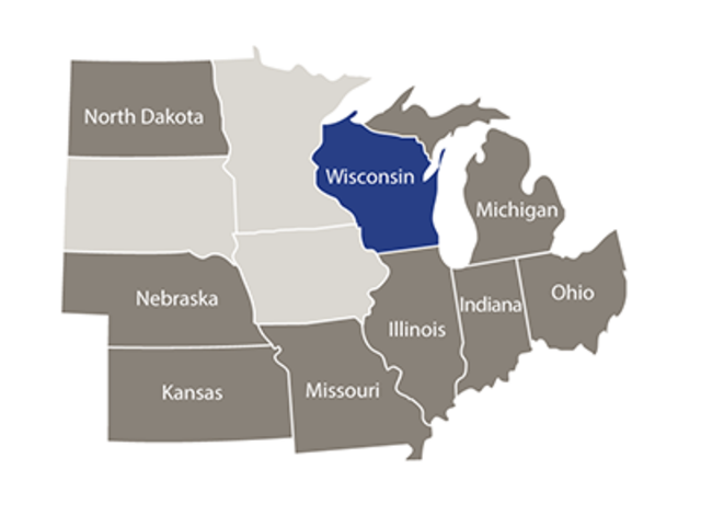 Midwest Student Exchange Program - All States