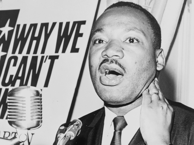 Martin Luther King Jr. 1964 image