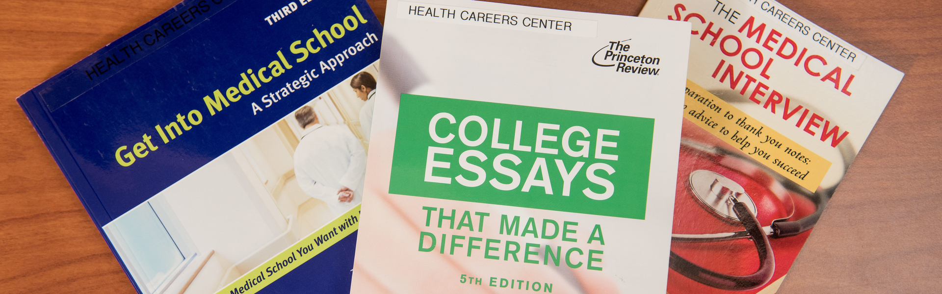 Health Careers Services reference books