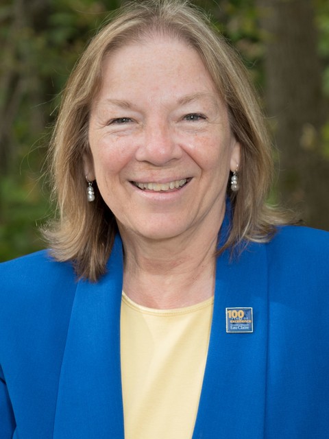 Beth Hellwig, Vice Chancellor for Student Affairs