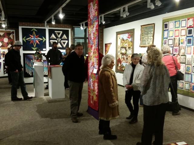 Chippewa Valley: Quilting as Art