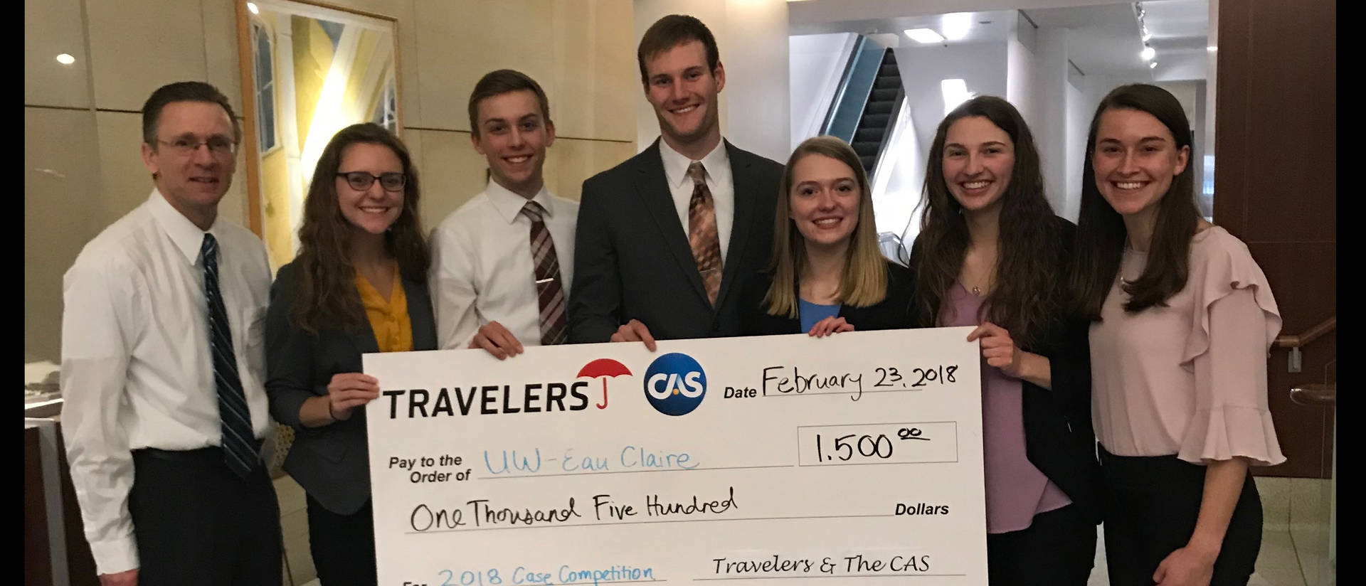 Travelers Case Competition2018