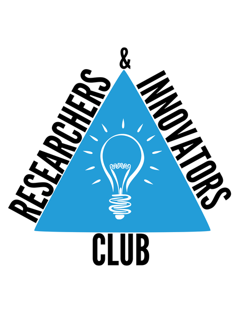 UW-Eau Claire student org, the Researchers & Innovators Club