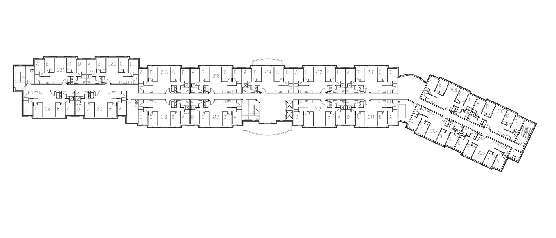 Chancellors Floor Plan