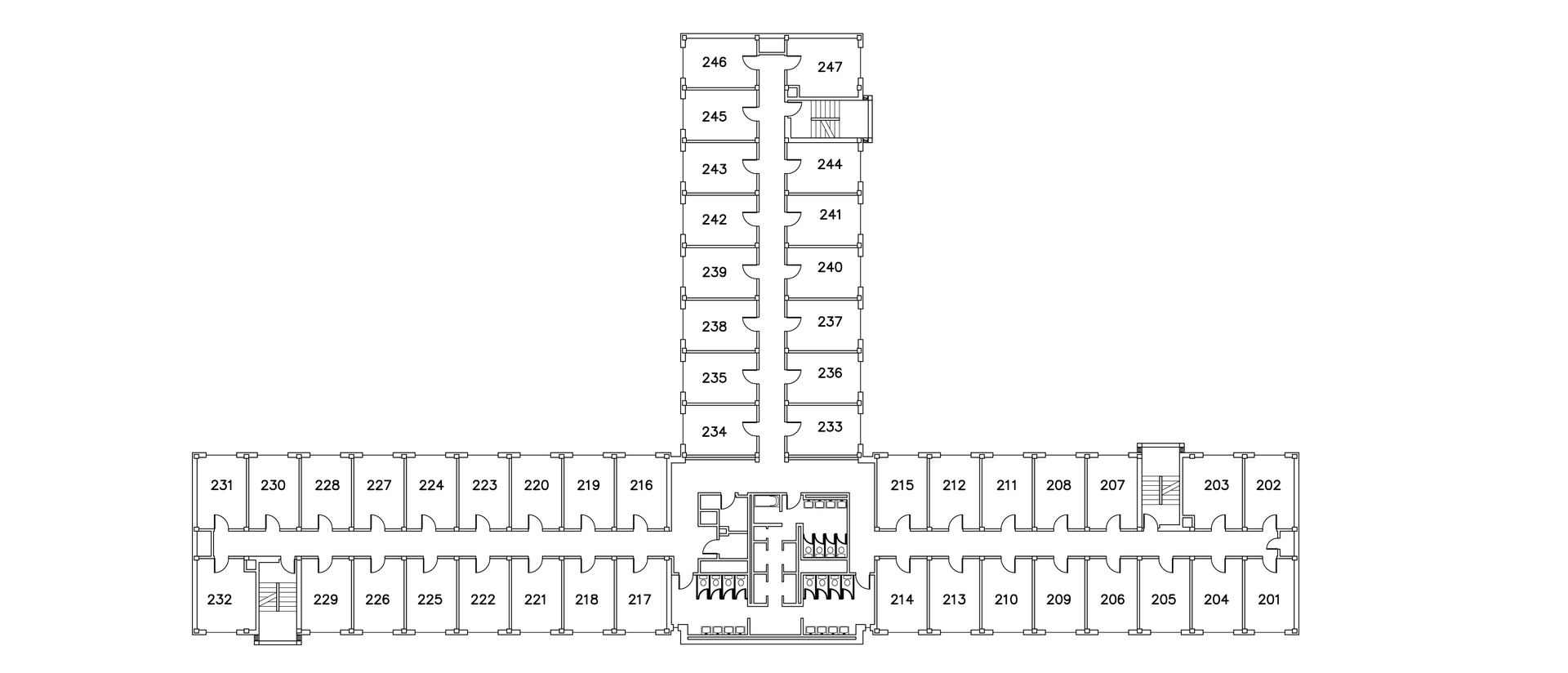 Oak Ridge Floor Plan