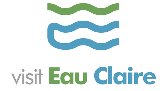 Logo for visit Eau Claire things-to-do site