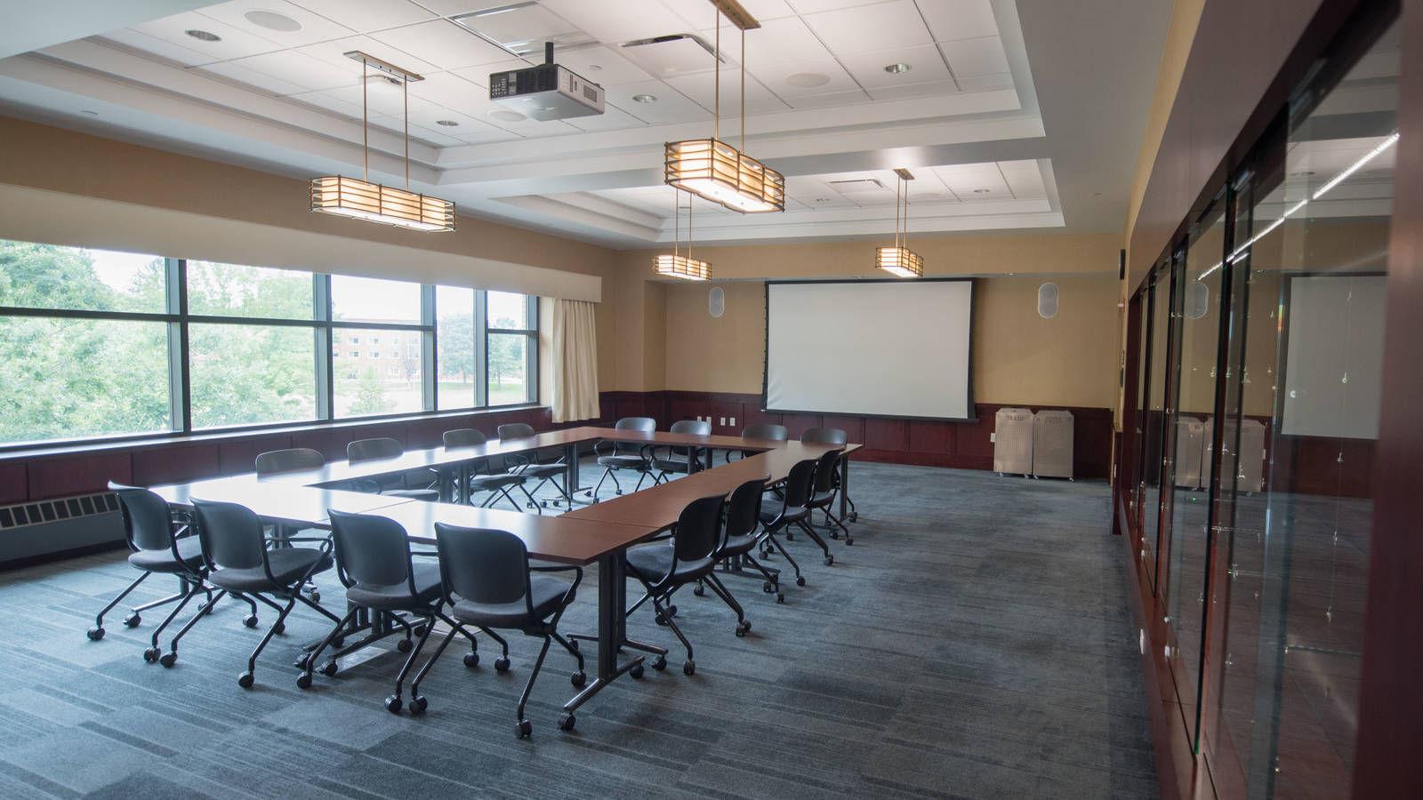 Council Oak Conference Room in Davies Center