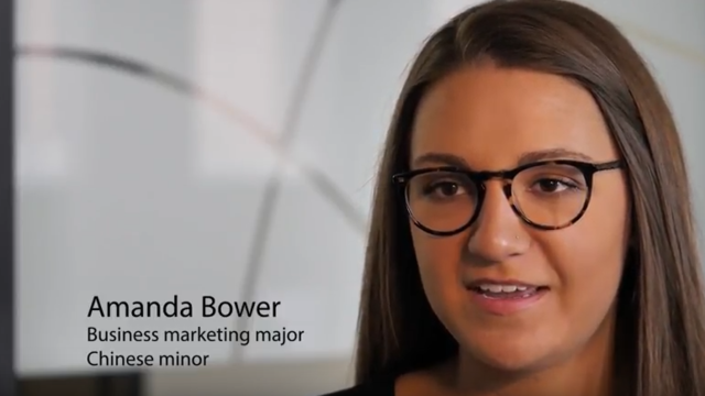 Graduating With a Job: Amanda Bower