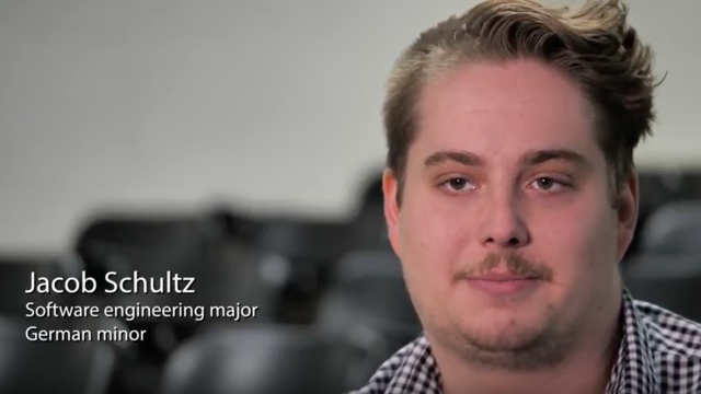 Graduating With a Job: Jacob Schultz