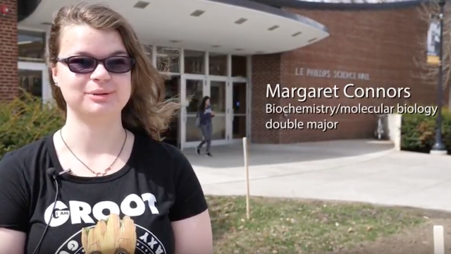 Graduating With a Job: Margaret Connors
