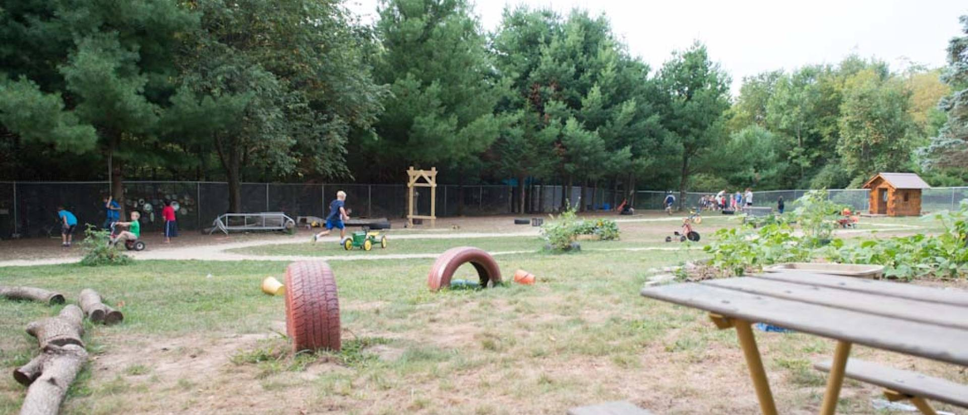 Children's Nature Academy Playground